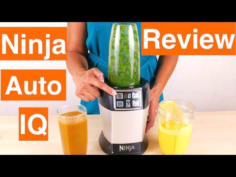 Nutri Ninja Auto IQ Review