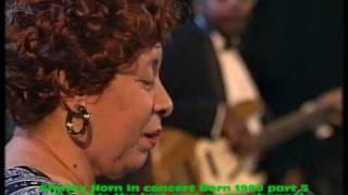 Shirley Horn in concert Bern 1990 part 5 Girl Talk