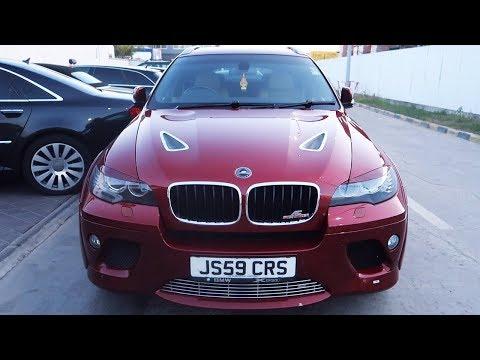 CONDUC O MASINA DE 40.000 EURO | BMW X6 AC SCHNITZER