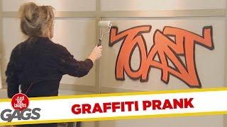 Mysterious Graffiti Prank
