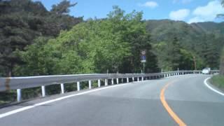 昇仙峡 春 (天神森 ~ グリーンライン ~ 昇仙峡 ロープウェイ)