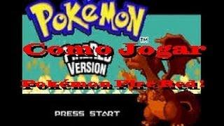 Como Baixar Pokémon Fire Red !  (BR)