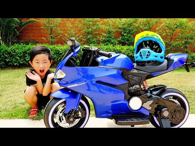 ?? ??? ?? ???? ???? ?? ??? ?? ?? ?? ???? Kids Super Bike Unboxing Power Wheels Car Toy Video