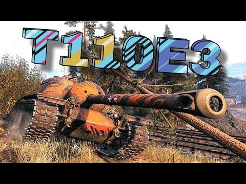 World of Tanks \\ CESTA ... \\ T110E3 \\ E3 na dostřel!!! Newman/Mike/Boban thumbnail