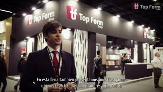 Top Form Group en Interzum Colonia 2019