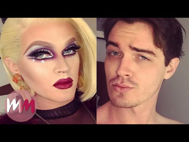 Top 10 Best Looking Guys from RuPaul's Drag Race