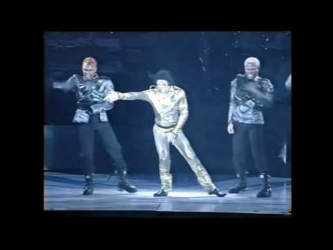 Michael Jackson  - Wanna Be Startin' Somethin' live in Brunei, HIStory Tour 1996 (HQ 1080p 50fps )
