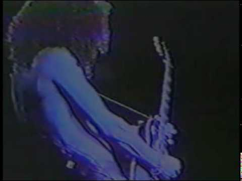 Slash SOLO 1988 AUSTRALIA MELBOURNE