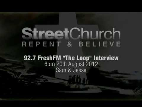 Street Church present the Gospel on 92.7 Fresh FM
