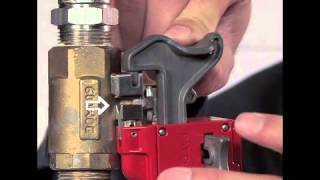 S3068 - Seal Tight™ Handle-On Ball Valve Lockout