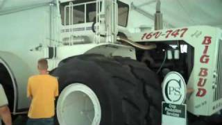 Big Bud, The World's Largest Tractor