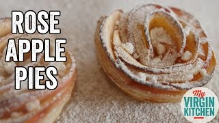 Rose Apple Pies