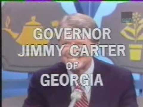 Jimmy Carter on What