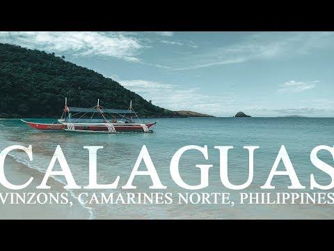 Calaguas Island, Camarines Norte, Philippines Travel Video (SJCAM SJ6 Legend)