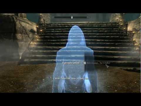 DeadEye plays Skyrim - 86 - The Twilight Sepulcher