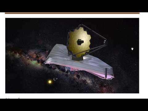 James Webb Space Telescope [JWST]
