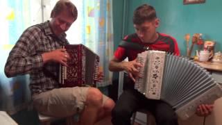 Симонов Алексей и Игорь Шипков (Экспромт)