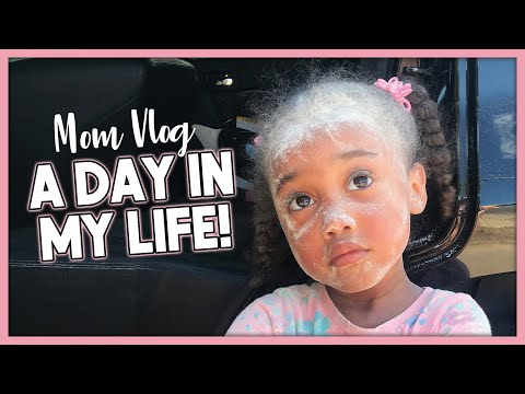What Happened to Her at School?! | MOM VLOG