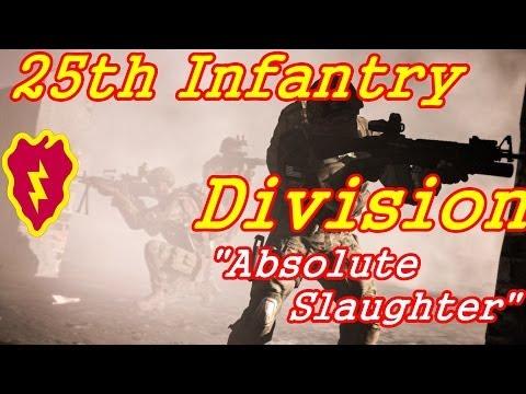 Arma 3 Coop Gameplay - 25th ID - Absolute Slaugter