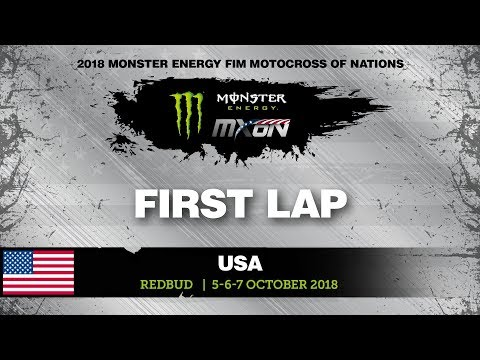 2018 Motocross of Nations | GoPro Onboard