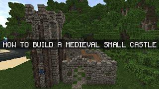 Blaze Medieval Minecraft Tutorials الجزائر VLIP LV
