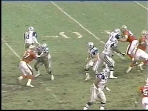 422690f0 Sanders Blatant P I on Michael Irvin NFC Championship 1994 - YouTube