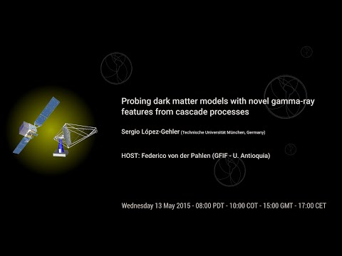 [W07] Sergio López Gehler: Probing dark matter models with novel gamma-ray features from cascade ...