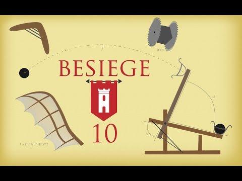 Besiege 10: Captain Boomerang