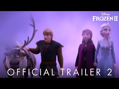 Jamie Martin - The official trailer for 'Frozen 2' is here!  Movie comes out Nov. 22