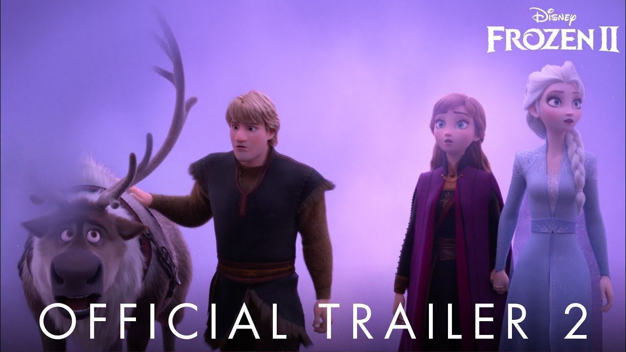 Frozen 2 | Official Treileris 2