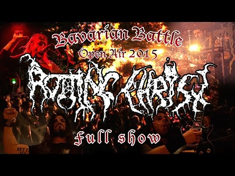 Rotting Christ live at Bavarian Battle Open Air 2015 - FULL SHOW