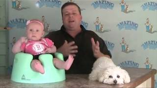 Amazing Dog Training Man - New Baby & Dog Tips