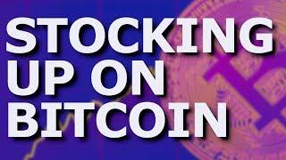 Bitcoin Accumulation, $100k BTC, Why Peter, Why?, Ethereum Summit & Libra Still Kicking