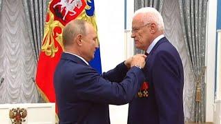 Встреча Владимира Путина с работниками атомной промышленности. Полное видео