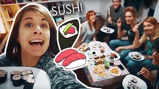 Abbiamo preparato il SUSHI in casa! 🐸 Fraffrog