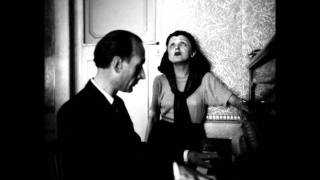 Watch Edith Piaf Les Amants video