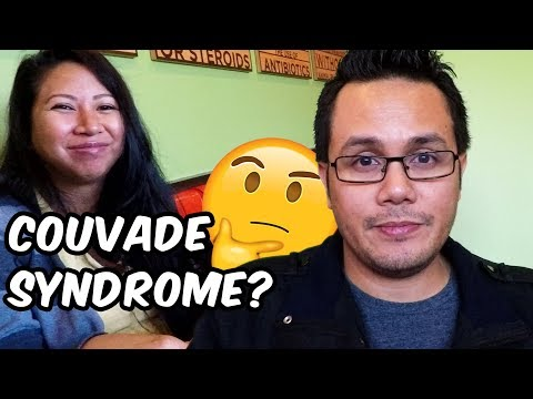 Couvade Syndrome Causes WHAT Symptoms??Vlog 003