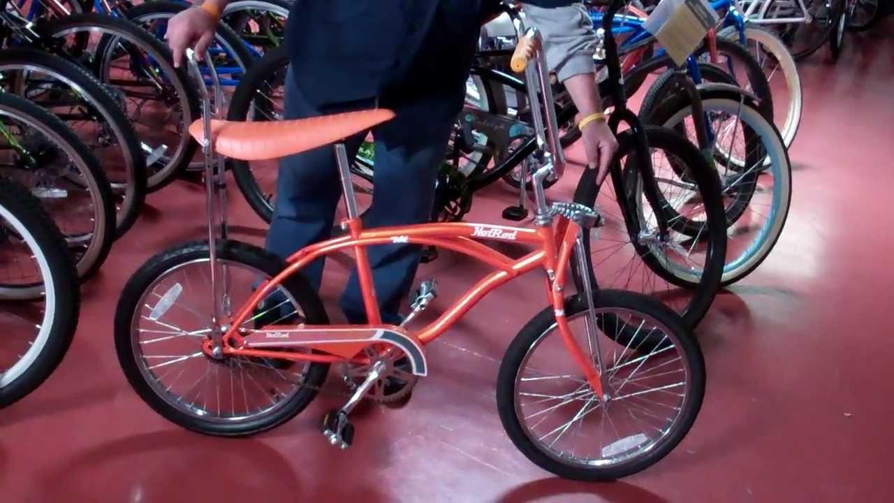 Manhattan Hot Rod Velo Wrench Bike