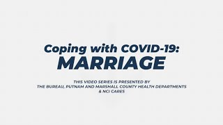 Coping with COVID-19: Marriage