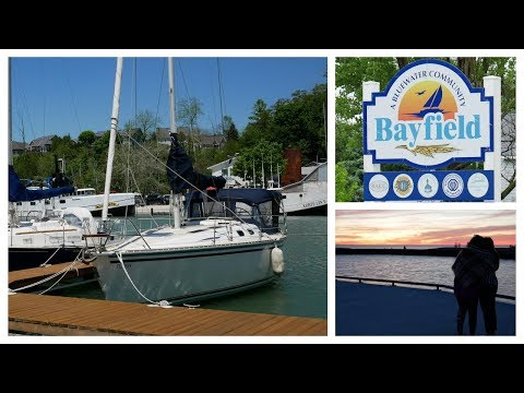 Weekend Getaway In Historic Bayfield, Ontario