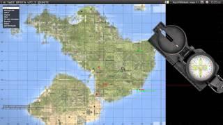 Учебное видео. Ориентирование на местности (компас,бинокль,линейка)