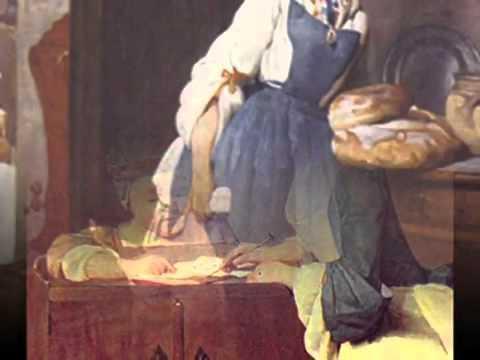 Sainte Colombe le Fils   Suite en si mineur   4 4  Gavotte   Gigue   Jean Baptiste Chardin