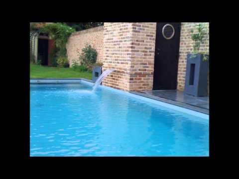 Piscine pour particuliers par originale piscine youtube - Piscine originale ...