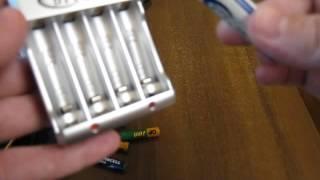 покупки на алиэкспресс: видео обзор зарядного устройства для аккумуляторов BTY