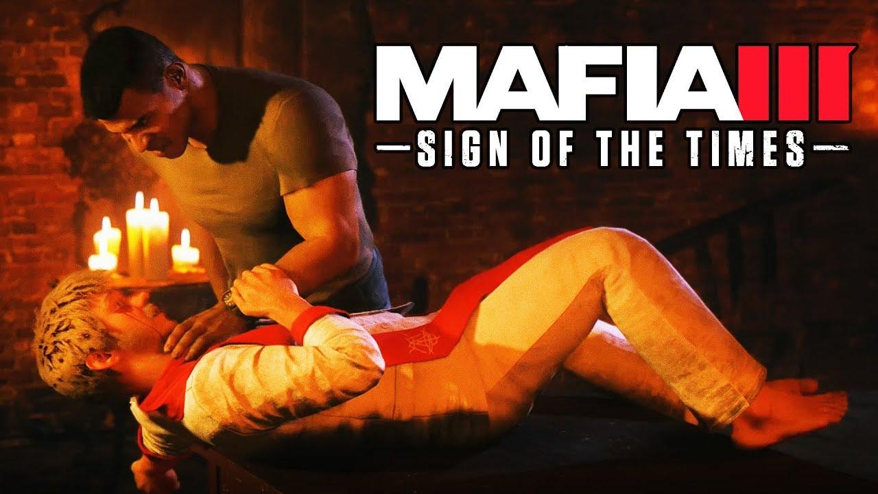 Zagrajmy w Mafia III – Znak czasu DLC – #3 – Tragedia w Operze! – 4K