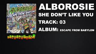 Video Alborosie - Don't Like You (Feat. I. Eye) | RastaStrong download MP3, 3GP, MP4, WEBM, AVI, FLV Juli 2018
