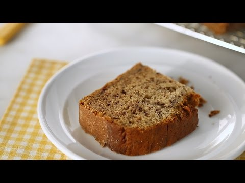 Simple And Delicious Vegan Banana Bread- Everyday Food With Sarah Carey