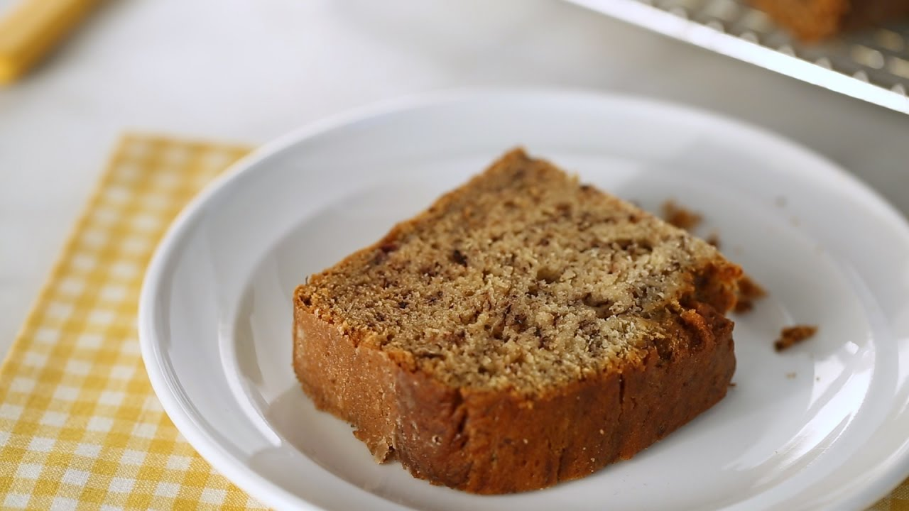 Simple and delicious vegan banana bread everyday food with sarah simple and delicious vegan banana bread everyday food with sarah carey forumfinder Images