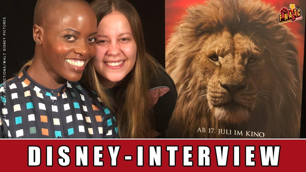 Der König der Löwen - Interview | Florence Kasumba