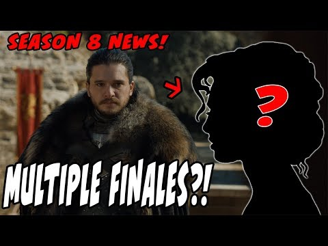 BREAKING NEWS!! Game Of Thrones Season 8 Casting EXPLAINED!